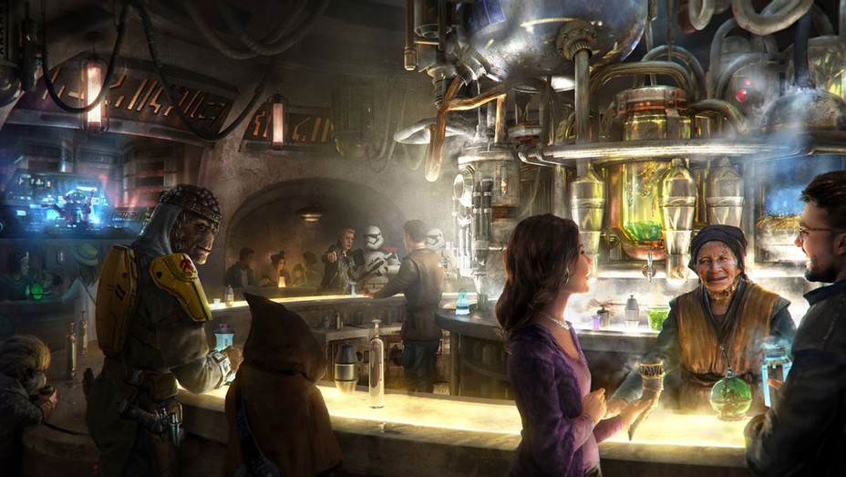 Oga's Cantina Coming to Star Wars- Galaxy's Edge - Publicity - H 2018