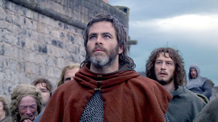 Outlaw King - TIFF Publicity - H 2018
