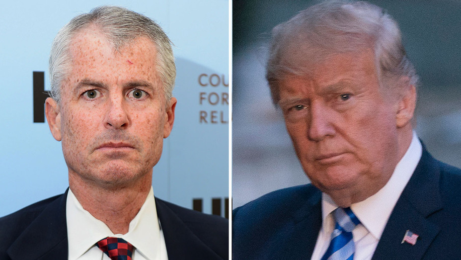 Phil Mudd and Trump-Split-Getty-H 2018