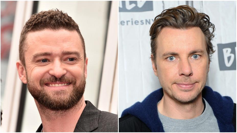 Justin Timberlake Dax Shepard Split - Getty - H 2018