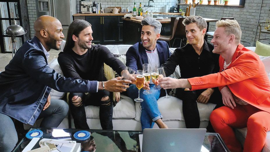 Queer Eye for the Straight Guy - When We Lift Each Other Up, Life's Better - Publicity-H 2018