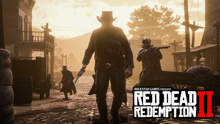 Red Dead II Redemtion - Rockstar Games - Publicity-H 2018