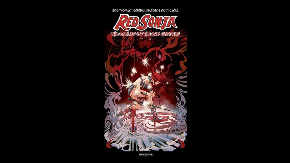 Red Sonja Goddess - Publicity - H 2018
