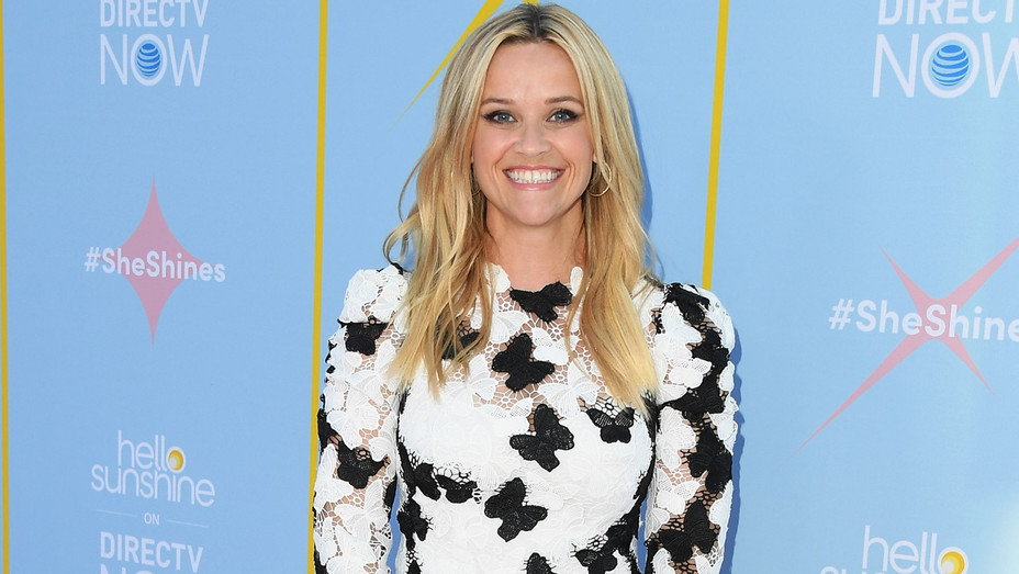 Reese Witherspoon attends AT&T & Hello Sunshine Celebrate The Launch Of 'Shine On With Reese' - Getty - H 2018