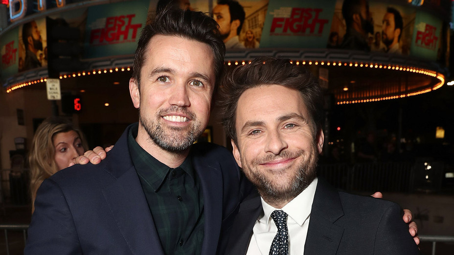 Rob McElhenney and Charlie Day  - Getty - H 2018