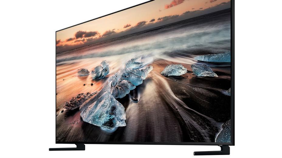 Samsung 85-Inch 8K TV - H 2018