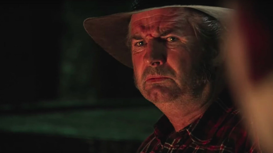John Jarratt 'Wolf Creek' - Screengrab - H 2018