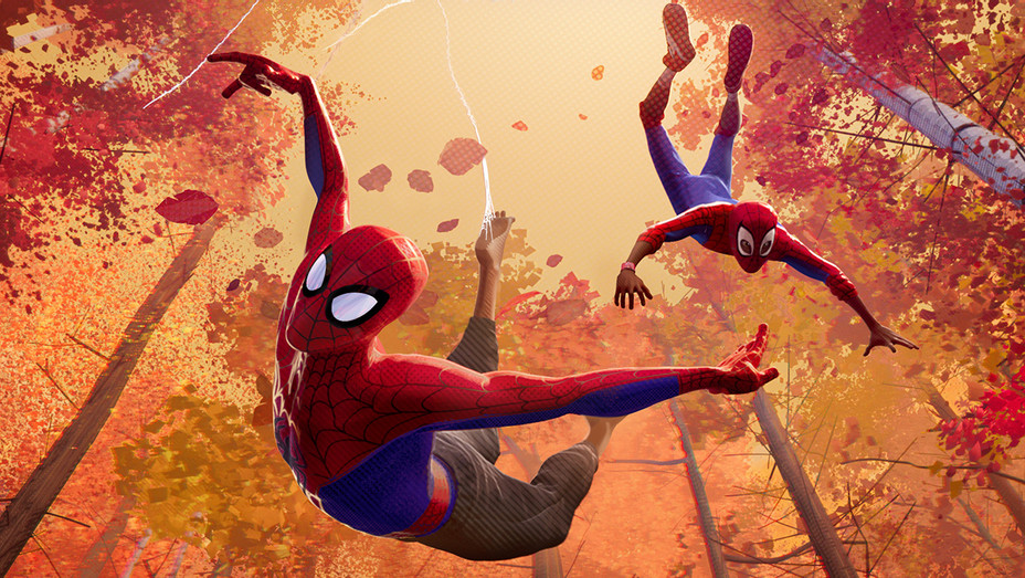 Spider-Man: Into the Spider-Verse Still — Publicity — H 2018