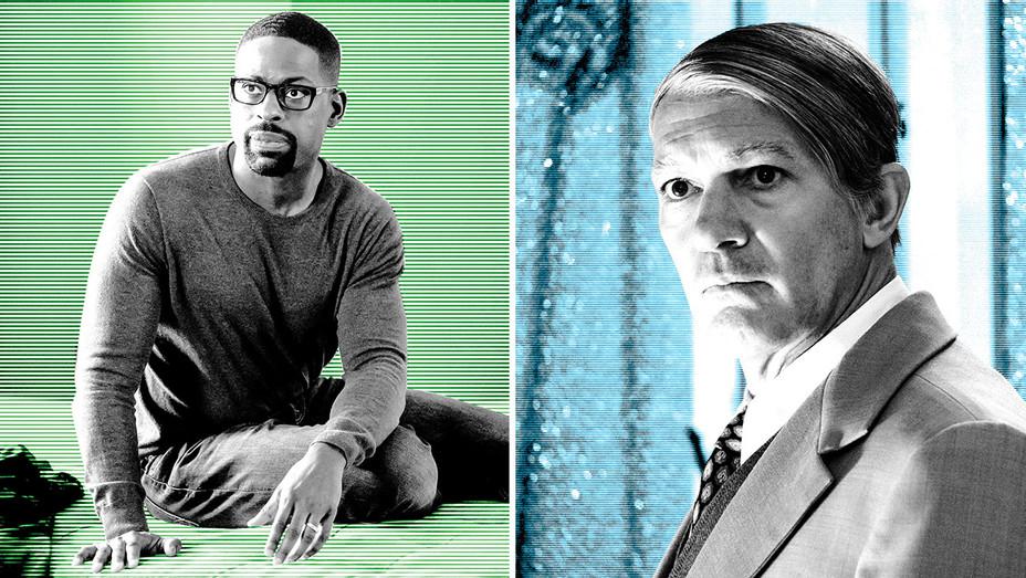 Sterling K. Brown, Antonio Banderas, Actors on Slipping Into Character - Split-H 2018