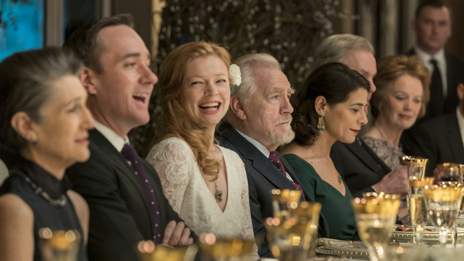 Succession Season 1 Finale - Publicity - H 2018
