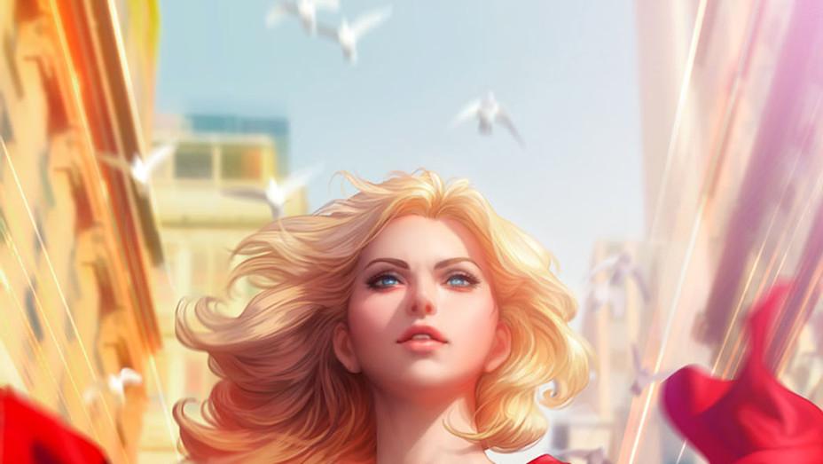 Supergirl - DC Comics -Publicity - P 2018