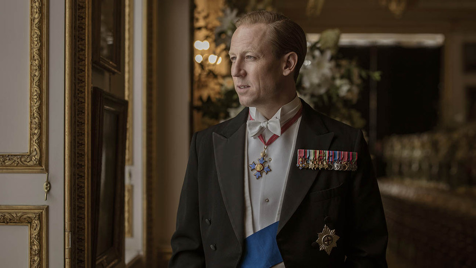 Tobias Menzies, The Crown - Publicity H - 2018