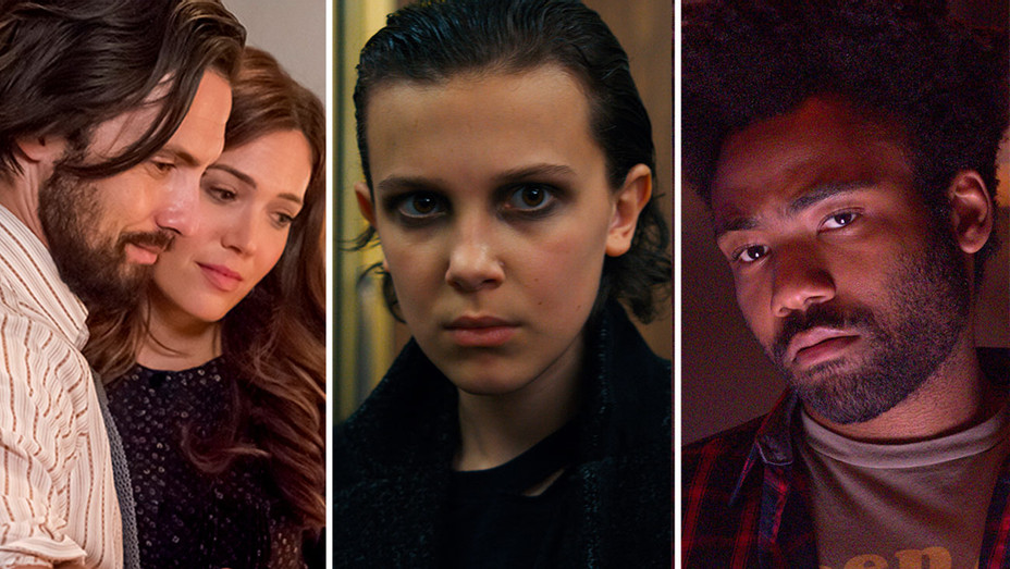 This Is Us, Stranger Things and Atlanta- Split-Publicity-H 2018