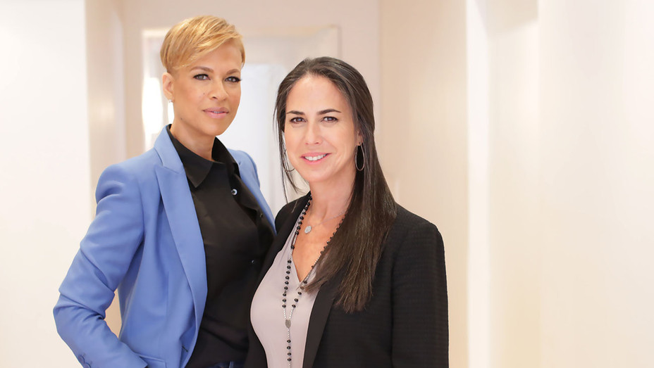 Tonya Lewis Lee and Nikki Silver - Publicity - H 2018