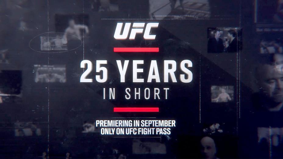 UFC 25 Years in Short Trailer Screen Shot - Publicity-H 2018