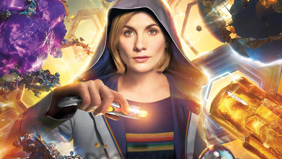 Jodie Whittaker in Doctor Who - H - 2018