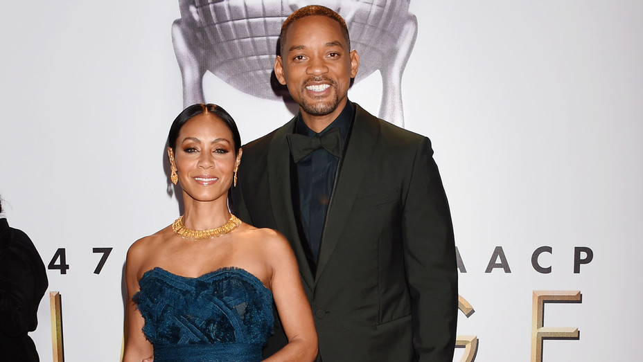 Will Smith and Jada Pinkett Smith - Getty - H 2018