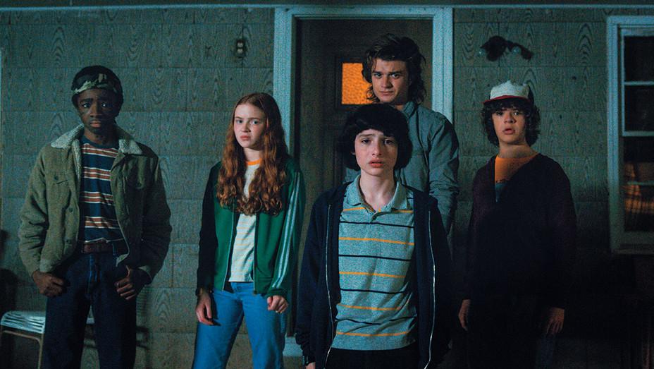 Emmy - Stranger Things - Season 2 - Publicity-H 2018