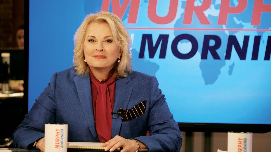 MURPHY BROWN - Candice Bergen as Murphy Brown - CBS Publicity-H 2018