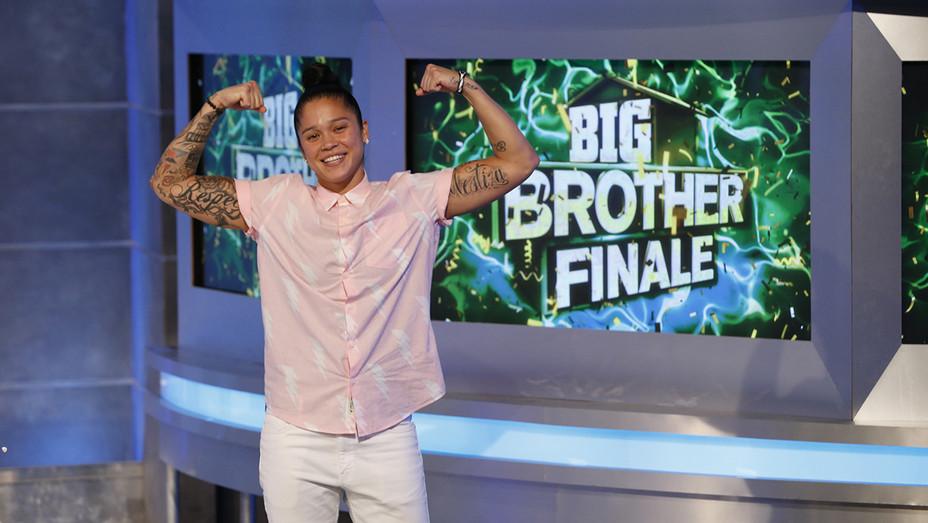 Winner Kaycee Clark Big Brother Finale - Publicity - H 2018