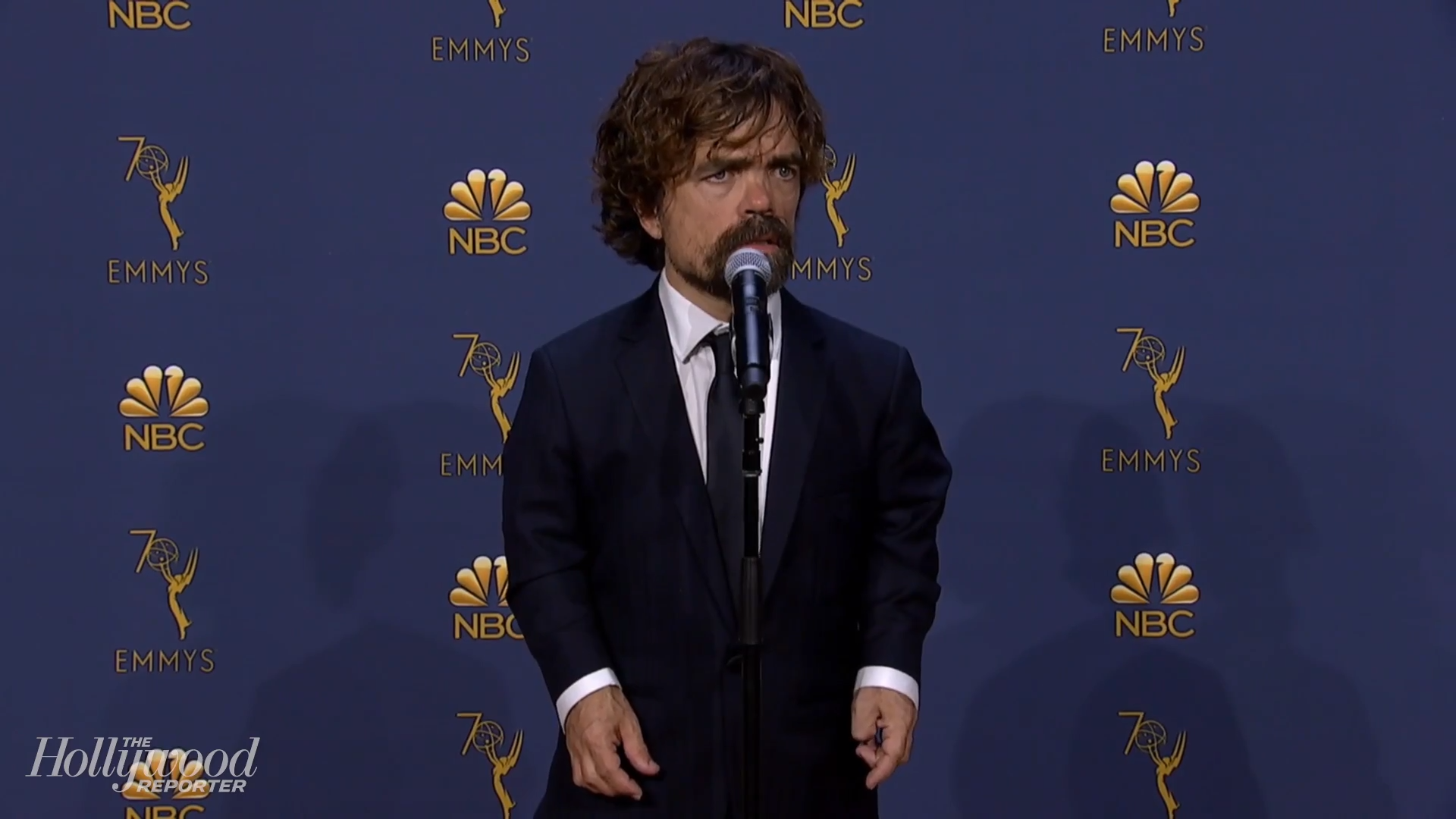 "Peter Dinklage Calls 'Game of Thrones' Cast an ""Enormous Family to Be Apart Of"" 