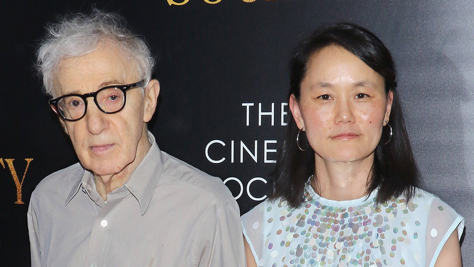 Woody Allen and Soon-Yi Previn - H Getty 2018