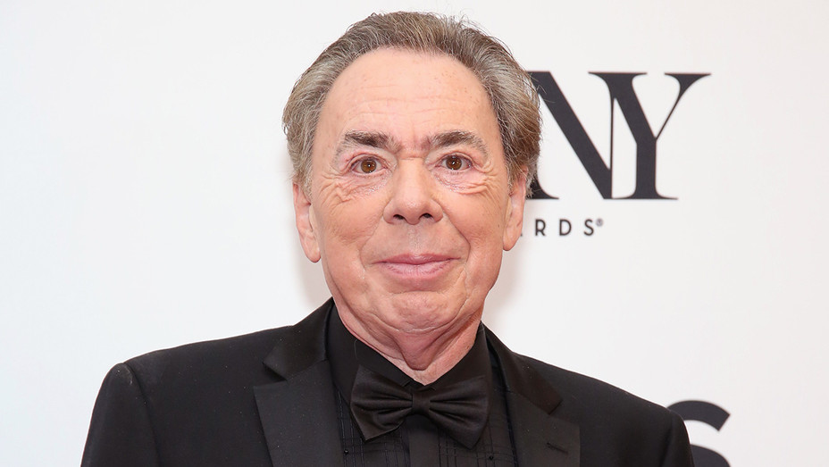 Andrew Lloyd Webber - Getty - H 2018