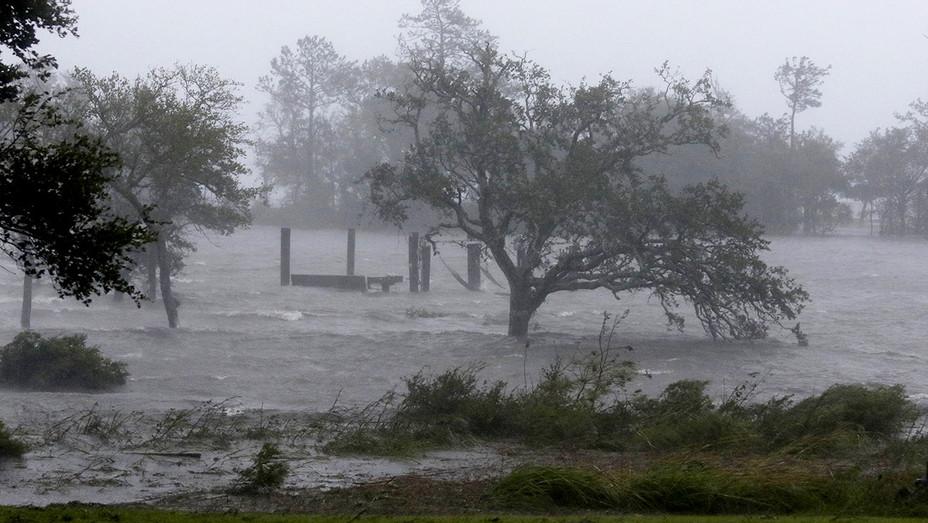 Hurricane Florence hits Swansboro N.C., Friday, Sept. 14, 2018 - AP Photo- ONE TIME USE -H 2018