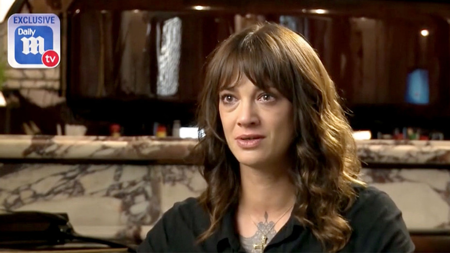 Asia Argento tells DailyMailTV how Anthony Bourdain's suicide left her in a hole-Screen shot-H 2018.jpg