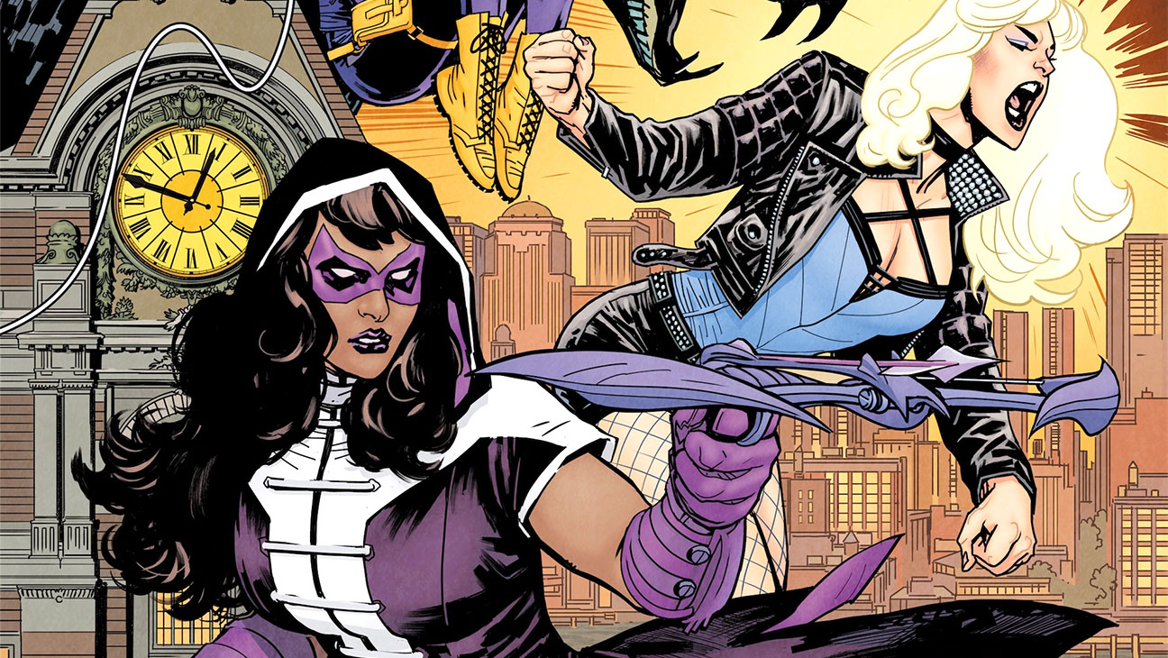 Birds Of Prey Who Are Huntress And Black Canary Hollywood Reporter