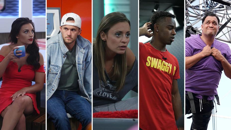 Big Brother Split - Publicity - H 2018