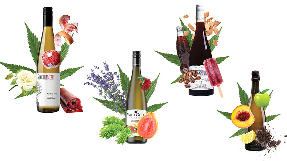 Canada's Cannabis Sommelier Reveals 4 Exclusive Weed and Wine Pairings for TIFF MAIN-H 2018