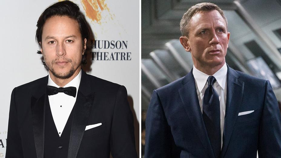 Cary Fukunaga and Daniel Craig - Getty - H Split 2018