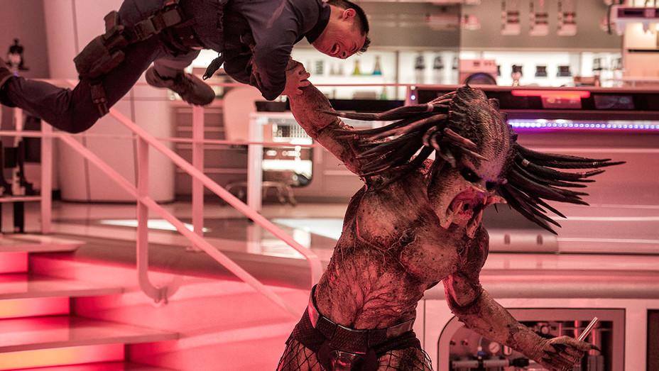 The Predator Still 4 - Twentieth Century Fox Film Publicity - H 2018