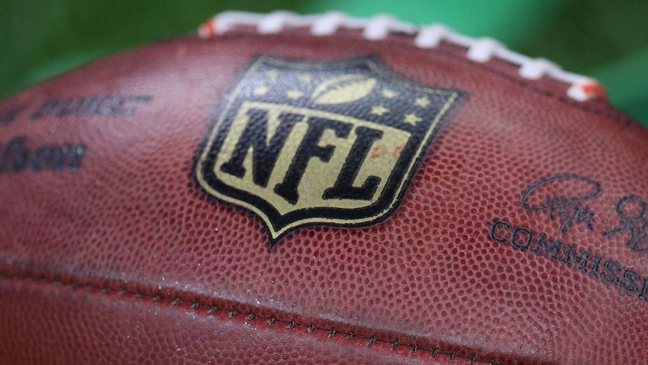 NFL LOGO on a football- generic - Getty-H 2018