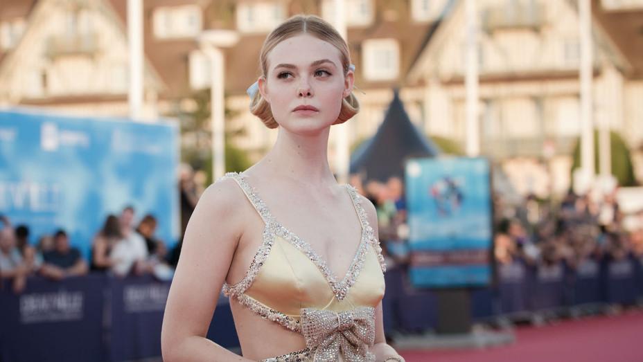 Elle Fanning Deauville - Getty - H 2018