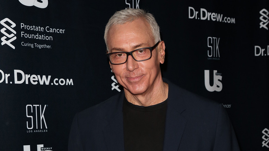 Dr. Drew Pinsky 60th birthday - Getty - H 2018