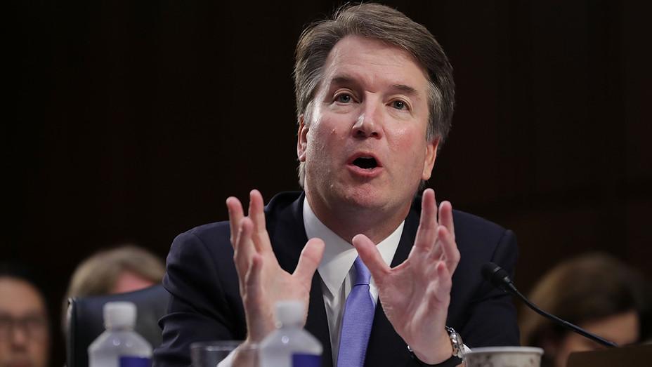 Brett Kavanaugh Senate Judiciary Committee - Getty - H 2018