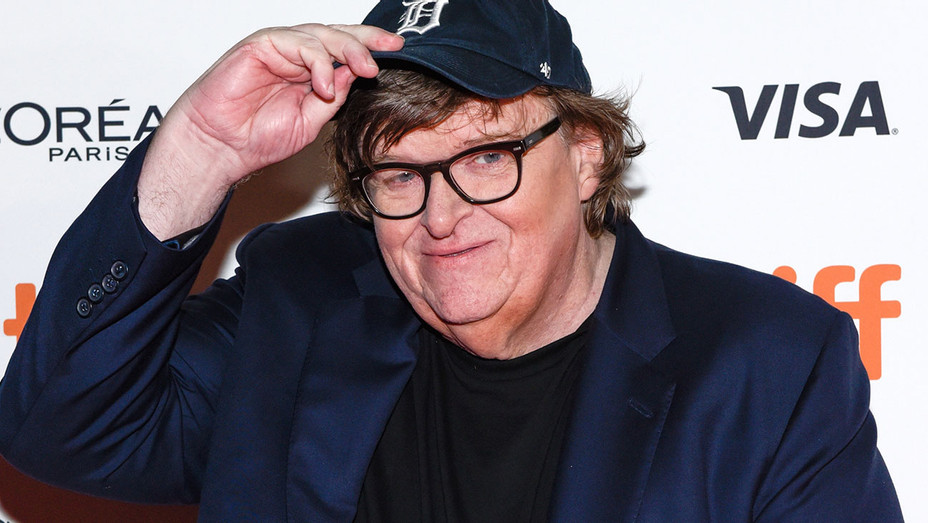 Michael Moore - Farenheit 11-9 premiere during 2018 Toronto International Film Festival - Getty-H 2018
