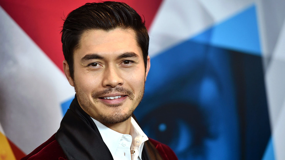 Henry Golding attends the New York premier of A Simple Favor - Getty -H 2018