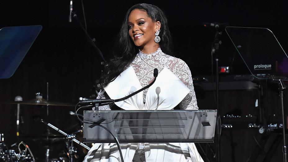 Rihanna Diamond Ball - Getty - H 2018