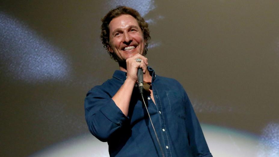 Matthew McConaughey - Austin Film Society's premiere screening of White Boy Rick - Getty-H 2018