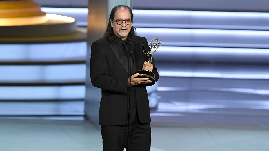 Glenn Weiss Directing Variety Special 70th Emmy Awards - Getty - H 2018