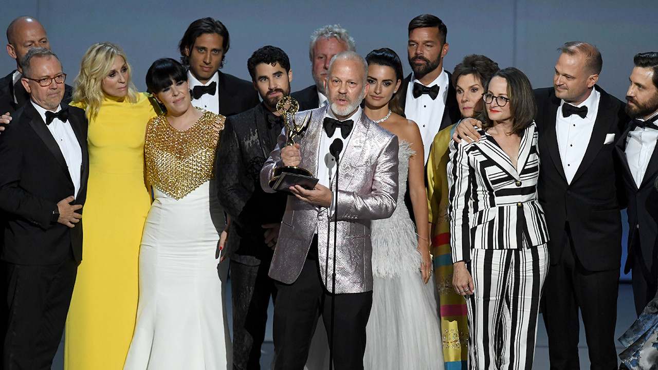 'The Assassination of Gianni Versace: American Crime Story' Wins Best Limited Series | Emmys 2018