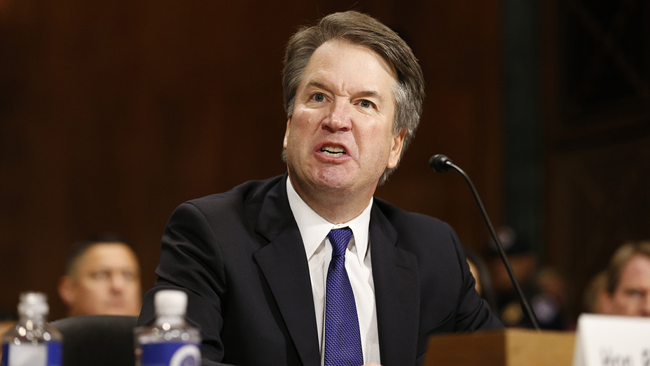 Brett Kavanaugh Speaks - Getty - H 2018