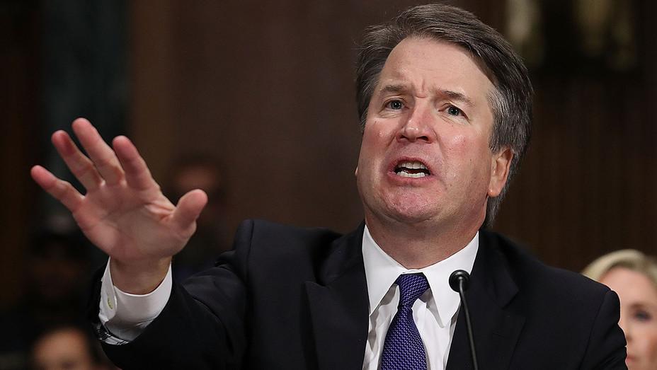 Brett Kavanaugh -US Sena te Judiciary Committee Hearing 8- Getty-H 2018