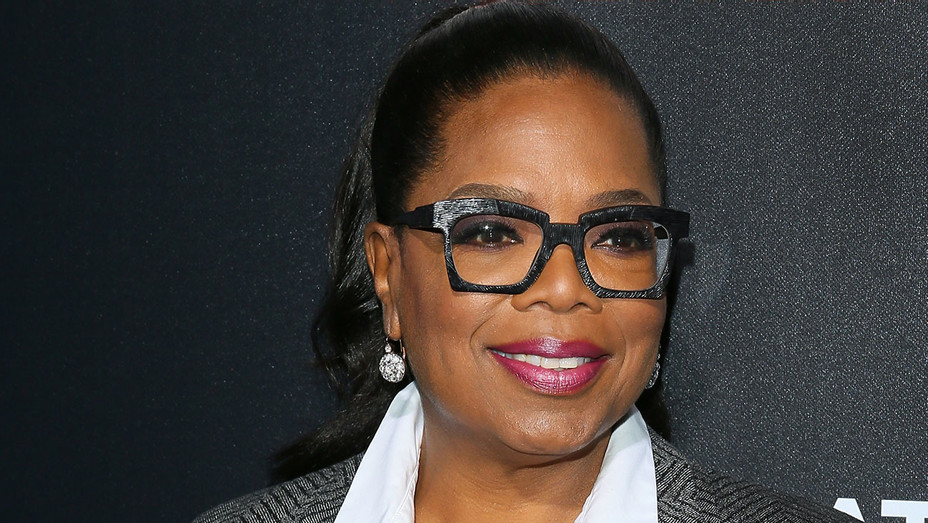 Oprah Winfrey attends the premiere of Lionsgate's Boo  - Getty-H 2018