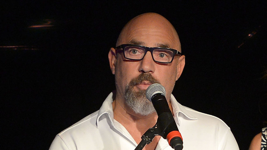 Adam Venit -onstage at the OF BY FOR Awards -serious - Getty - H 2018