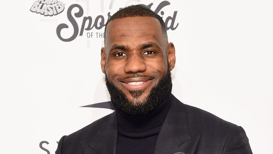 LeBron James attends the 2016 Sports Illustrated Sportsperson of the Year - Getty-H 2018