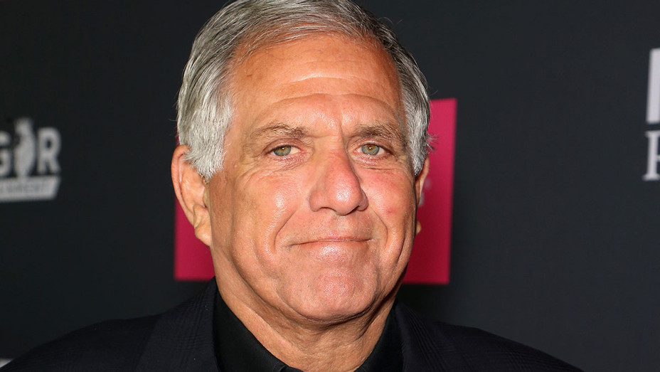 Leslie Moonves arrives for Pre-Fight Party for Mayweather vs. McGregor- Getty-H 2018